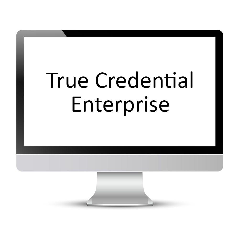 True Credential Enterprise