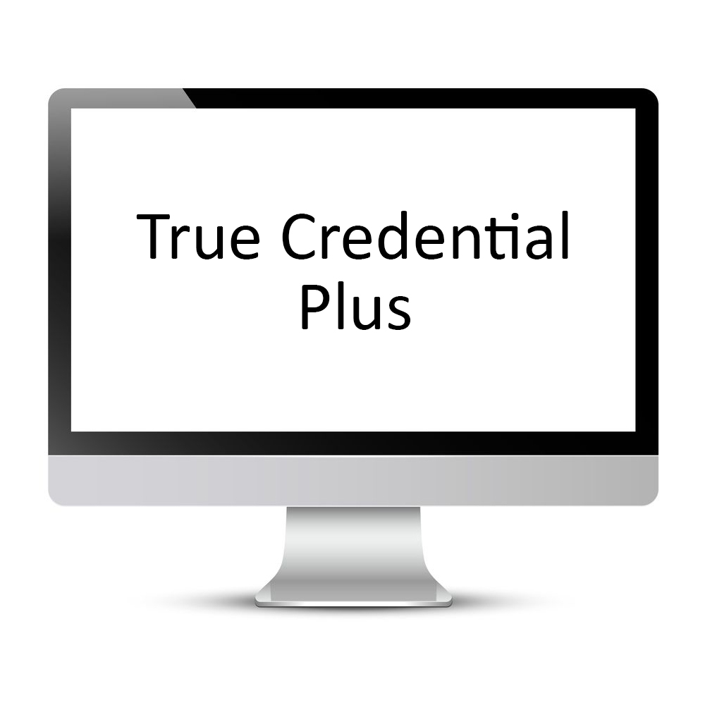 True Credential Plus